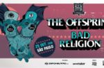 Rock Station com Bad Religion e The Offspring tem vendas abertas