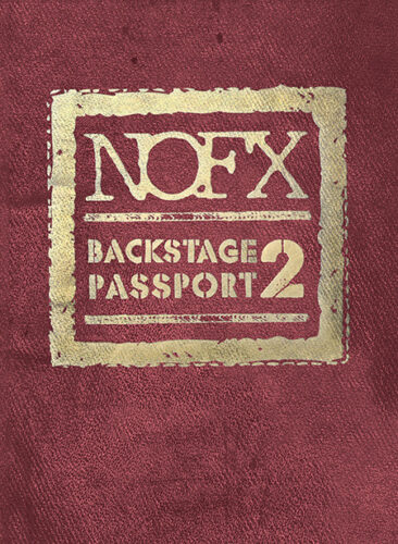 nofx - backstage passaport 2