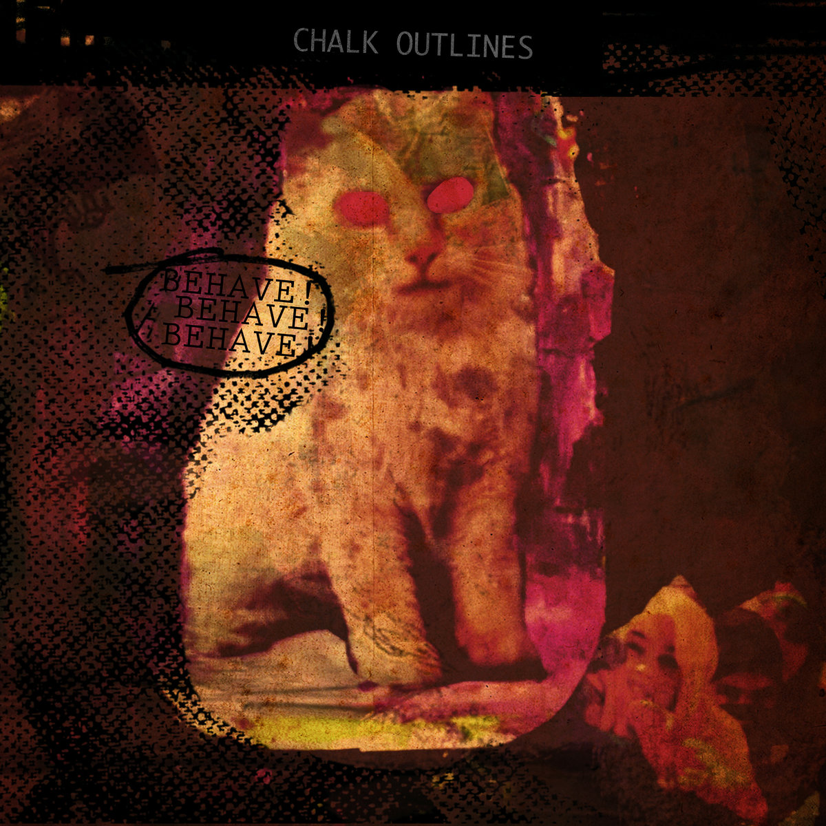Chalk Outlines - Behave