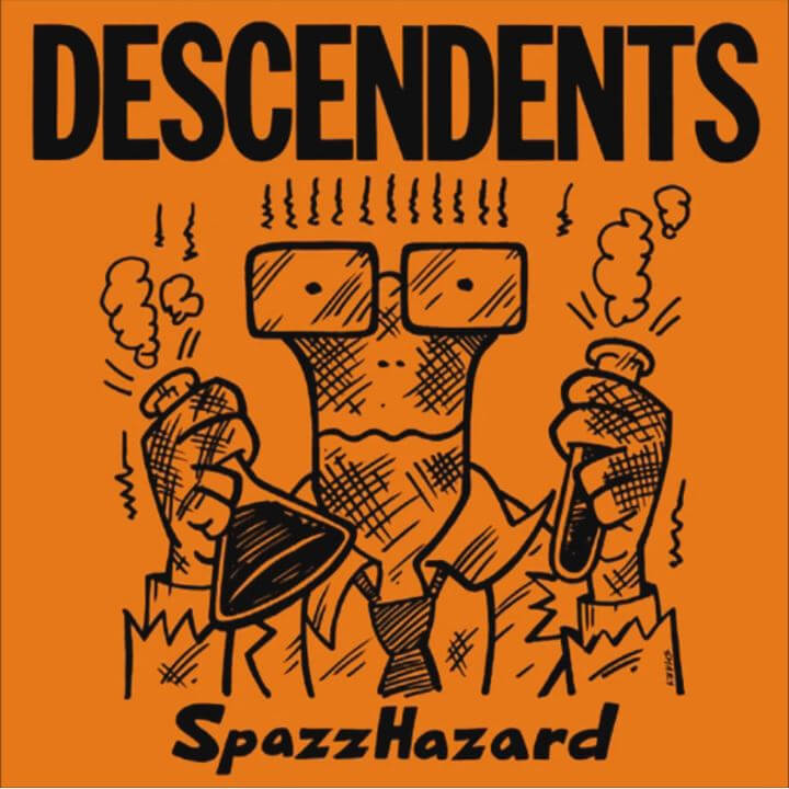 Descendents - SpazzHazard