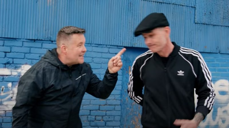"The Dropkick Murphys lança clipe de ""Queen of Suffolk County"""