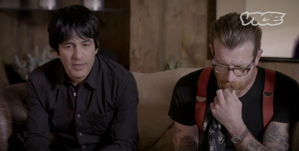 Eagles of Death Metal entrevista com a Vice