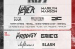 Maquinaria Chile confirma Kiss, Slayer, Mastodon e mais