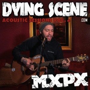 MxPx DS Session EP Cover