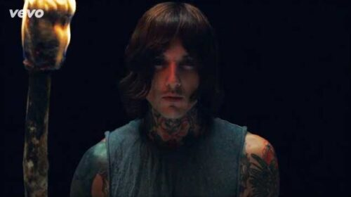 "Novo clipe do Bring Me the Horizon: ""Throne"""