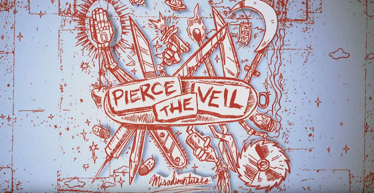 Pierce The Veil - Texas Is Forever