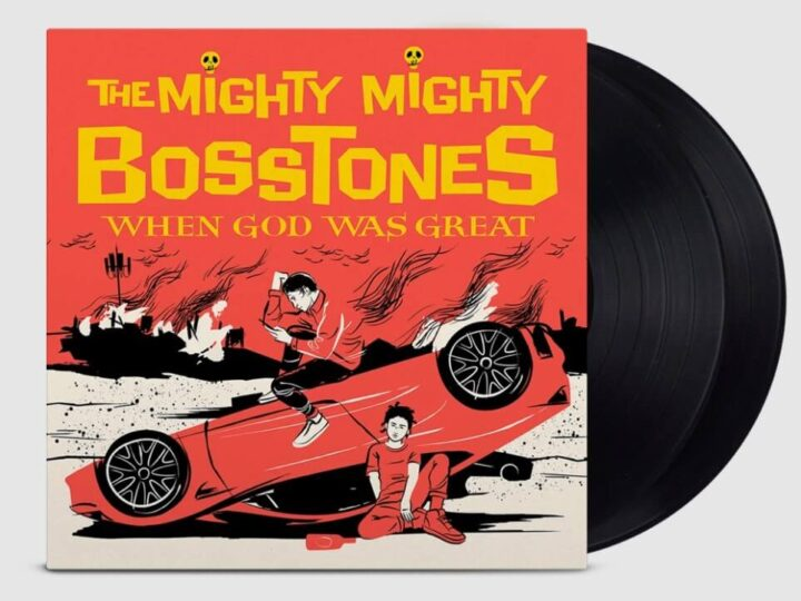 "The Mighty Mighty BossToneS lança a inédita ""I Don't Believe in Anything"" e anuncia novo álbum"