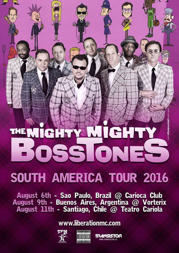 The Mighty Mighty Bosstones -Brasil 2016