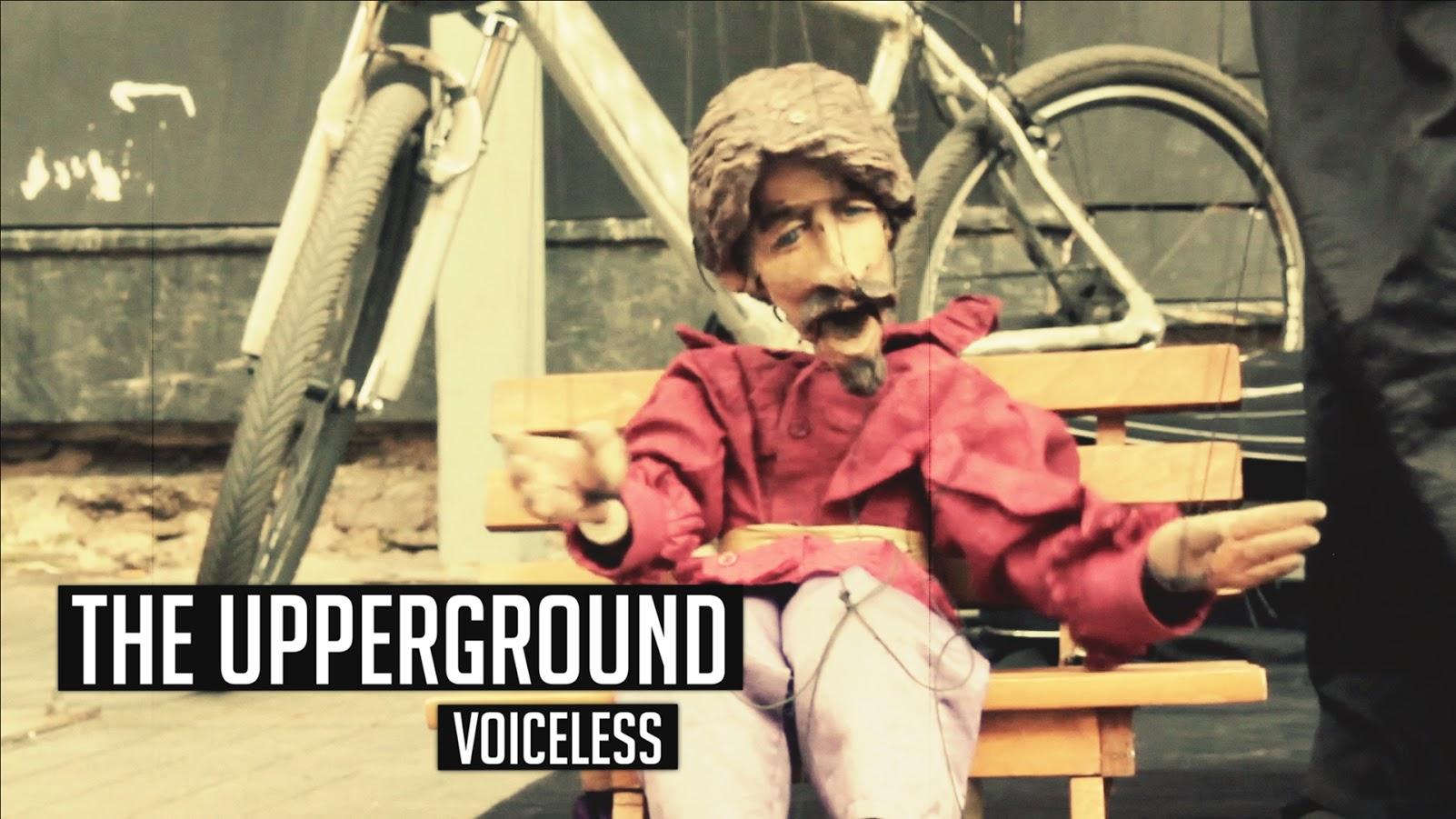 The Upperground voiceless