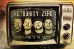 "Authority Zero lança mini-documentário sobre novo álbum: ""Broadcasting to the Nations"""