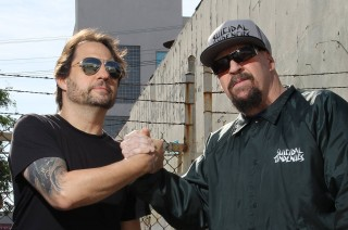 dave lombardo no Suicidal Tendencies