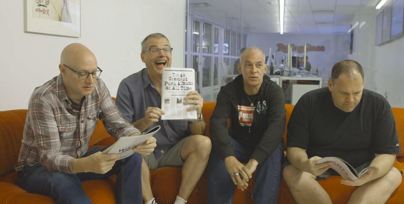 descendents rolling stone