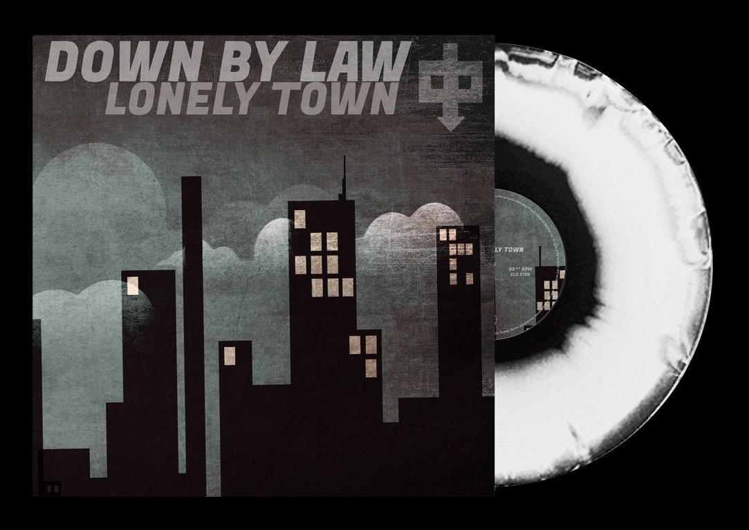 "Down By Law​ lança seu novo álbum em streaming: ""Lonely Town"""