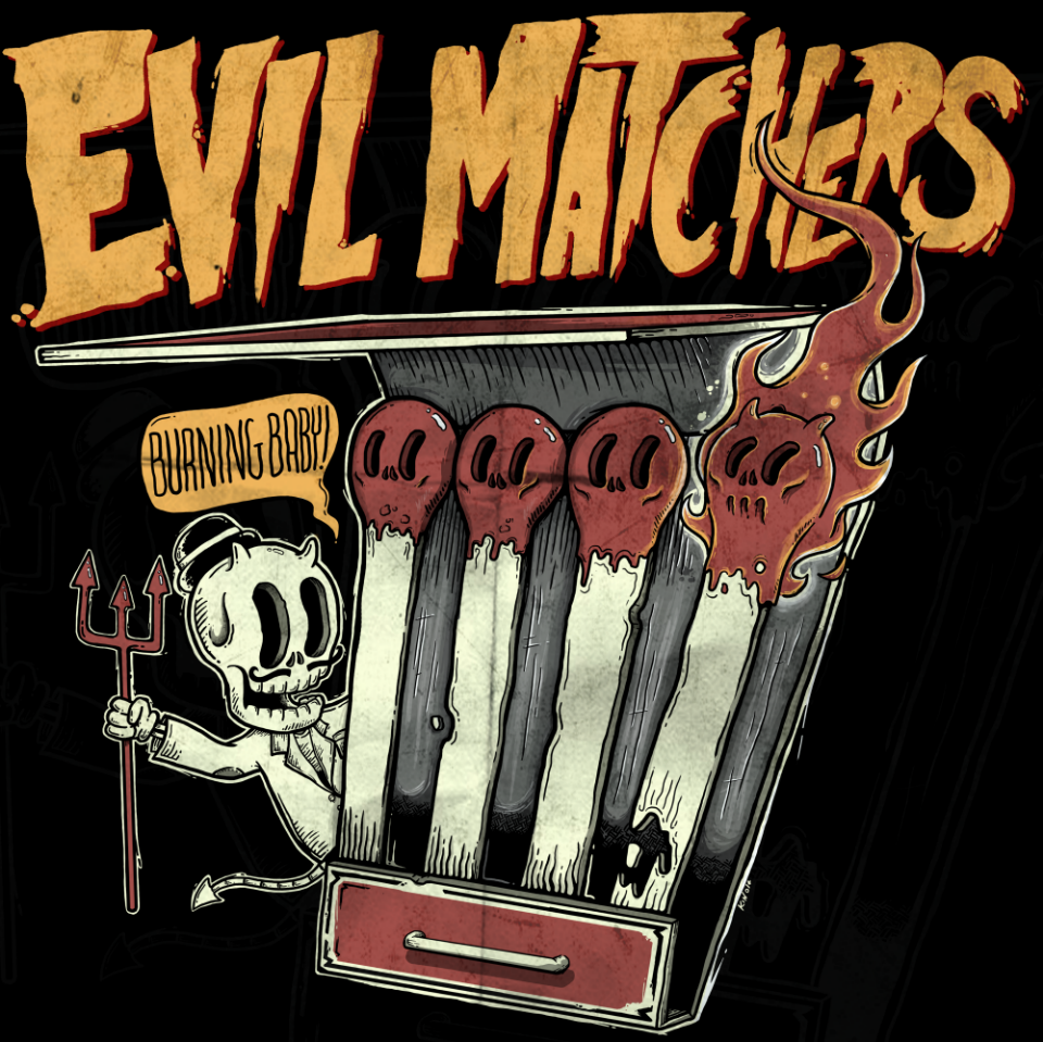 evil matches ep