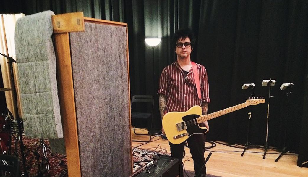 green day estudio 2017