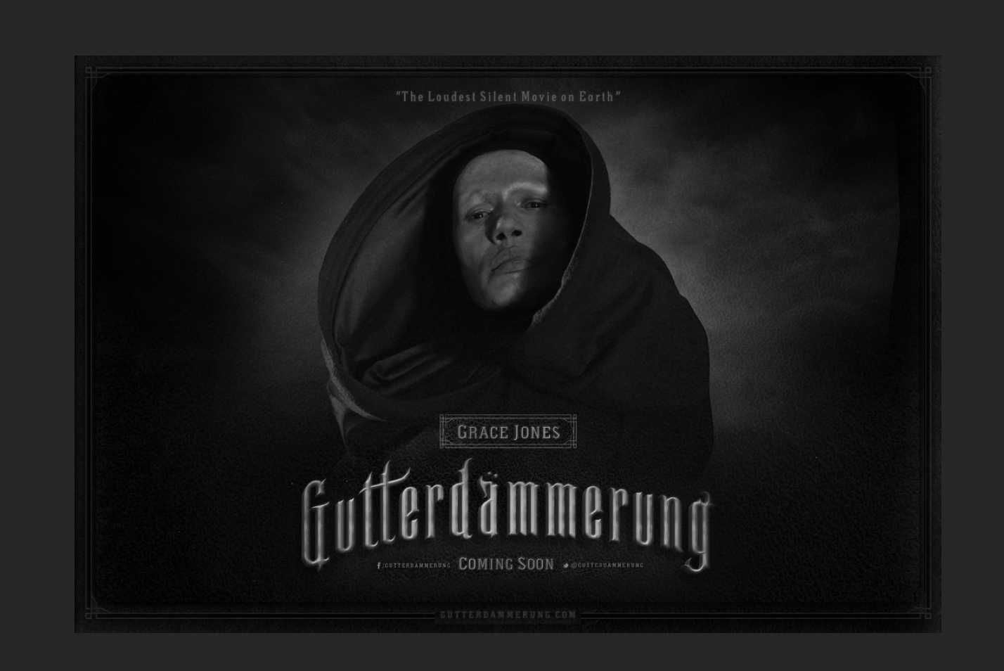 gutterdammerung grace jones