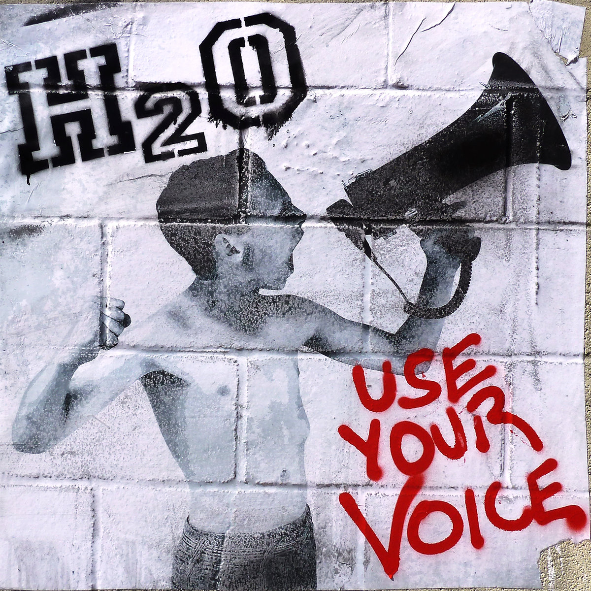 "Ouça o novo álbum do h2o: ""use your voice"""