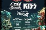 Monsters of Rock confirma Ozzy Osbourne, KISS, Motorhead, Judas Priest e mais