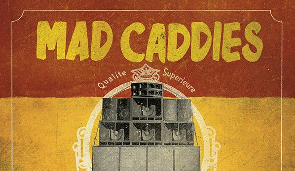"Mad Caddies lança cover de ""She"" do Green Day"