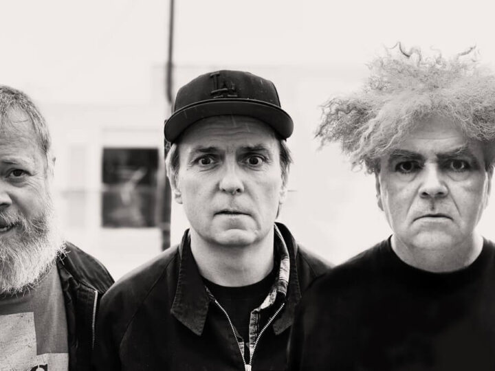 "Melvins lança novo álbum em streaming: ""Working With God"""