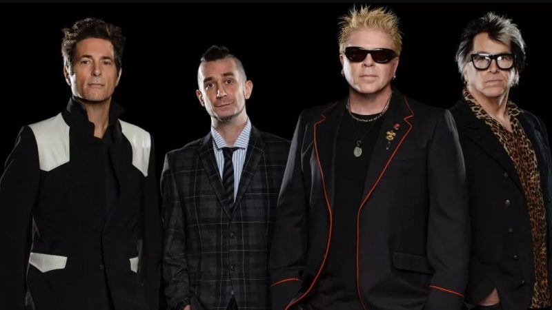 "The Offspring divulga a inédita ""We Never Have Sex Anymore"""