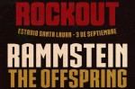 Festival no Chile terá The Offspring e Rammstein juntos