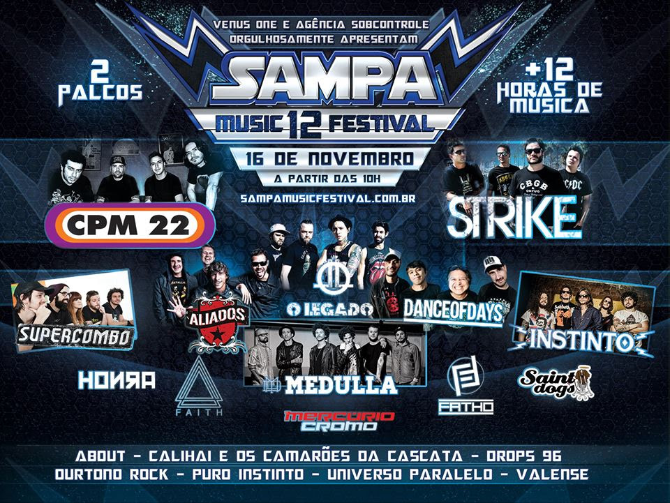 sampa music festival