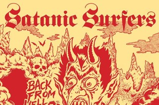 satanic surfer back to hell - thumb