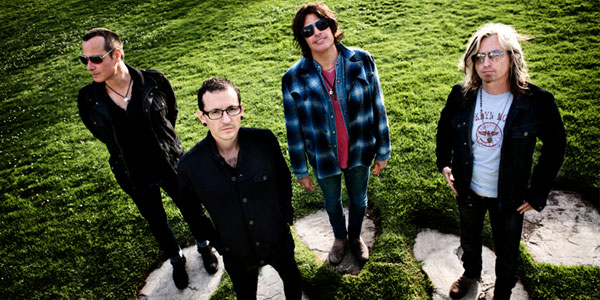 stone temple pilots +chester