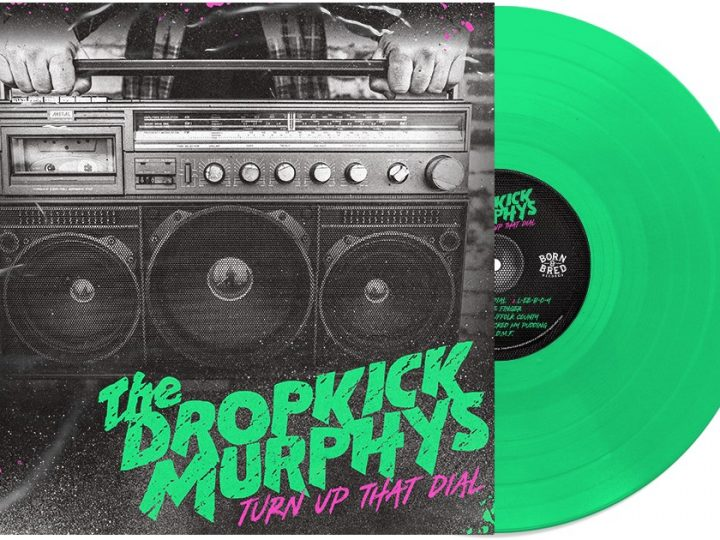 "Ouça o novo álbum do Dropkick Murphys: ""Turn Up That Dial"""