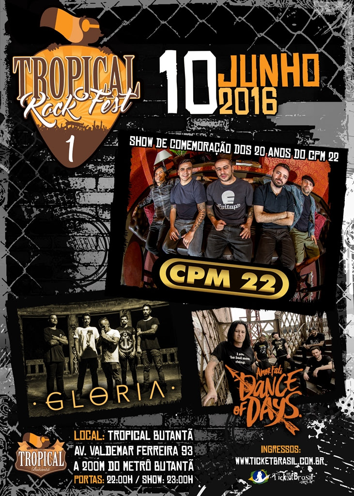 tropical rock fest 2016