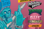 Sick Bastard Social Fest fecha line-up com Infectious Grooves, Planet Hemp, Pitty e Skindred