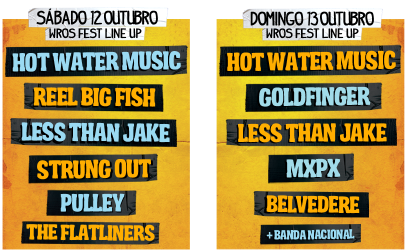 wros 2013 lineup