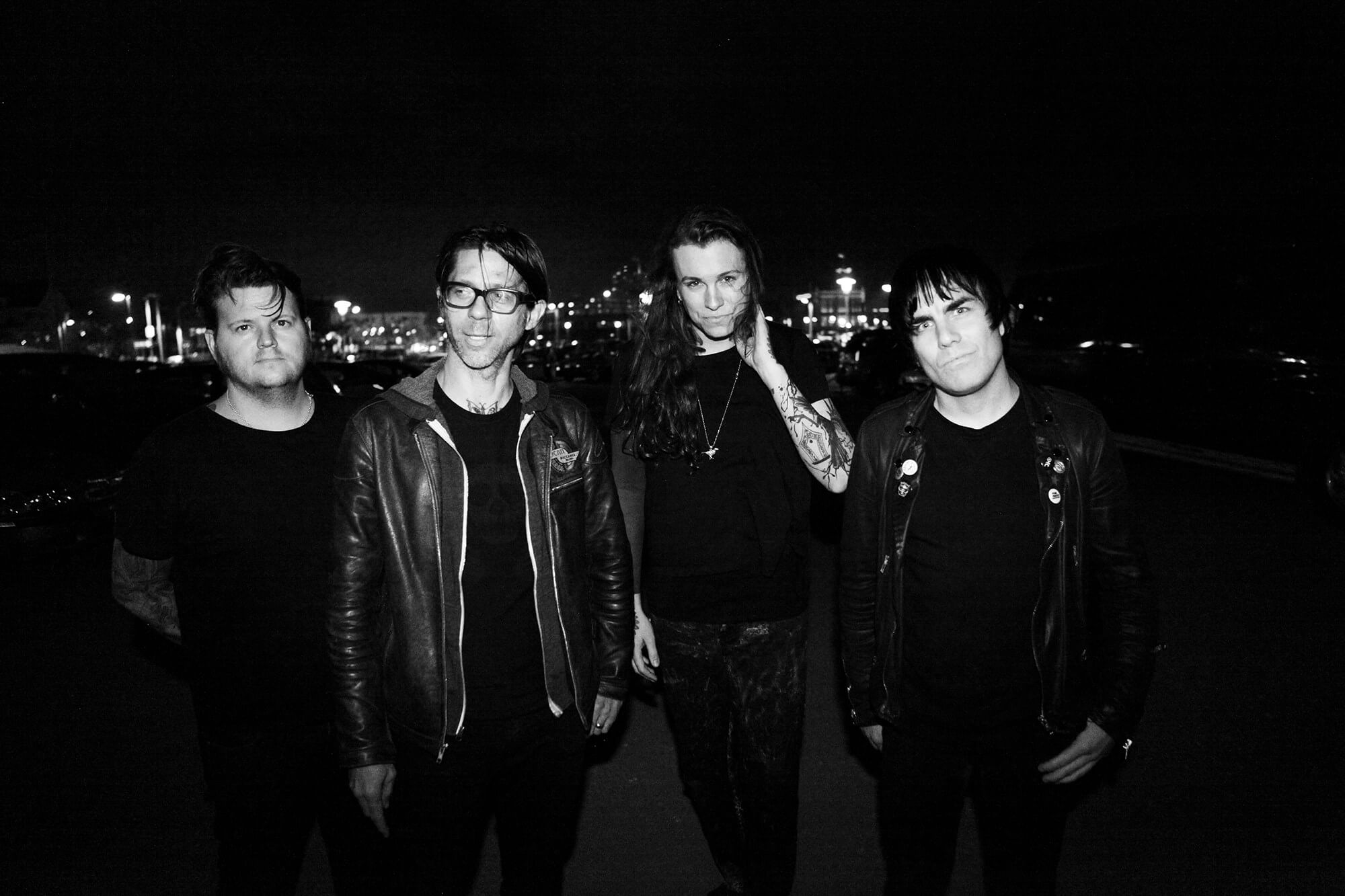 Ouça o novo álbum do Against Me!: 'Shape Shift With Me'