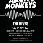 The Hives abrirá os shows Arctic Monkeys em SP e Rio