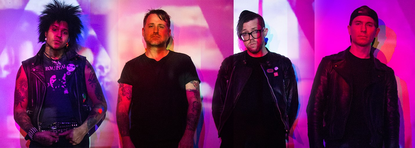 The Wraith: nova banda de ex-baterista do Blink-182 lança EP