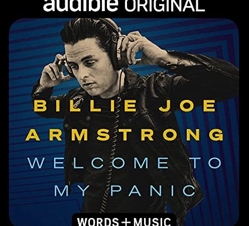 "Billie Joe (Green Day) narra sua autobiografia: ""Welcome to My Panic"""
