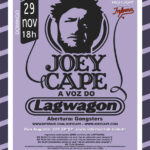 Joey Cape, a voz do Lagwagon no Brasil