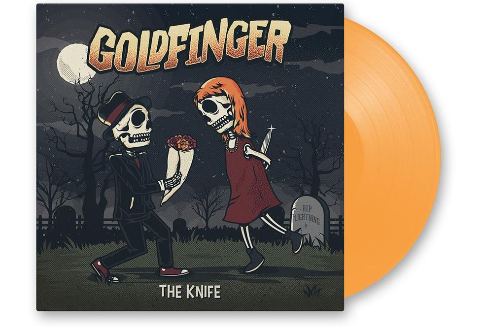 "Goldfinger anuncia novo álbum e divulga nova música: ""Put The Knife Away"""