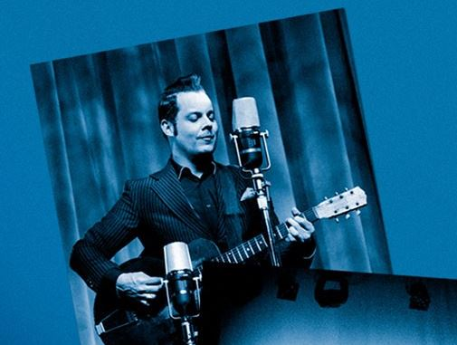 Jack White lançará DVD e LP de shows acústicos