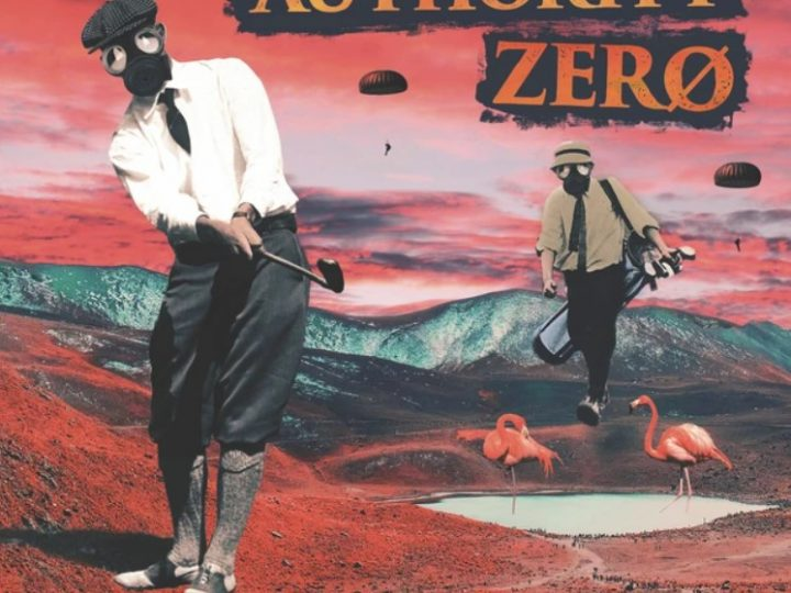 "Authority Zero anuncia novo EP e kit de golf: ""The Back Nine"""